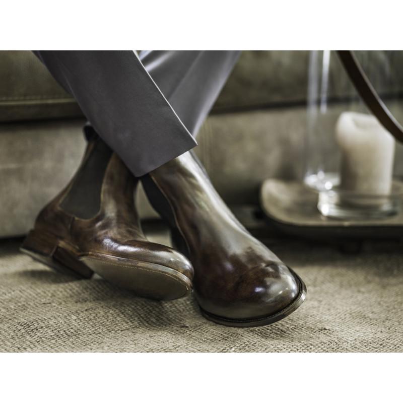 Monks + Chelsea Boots