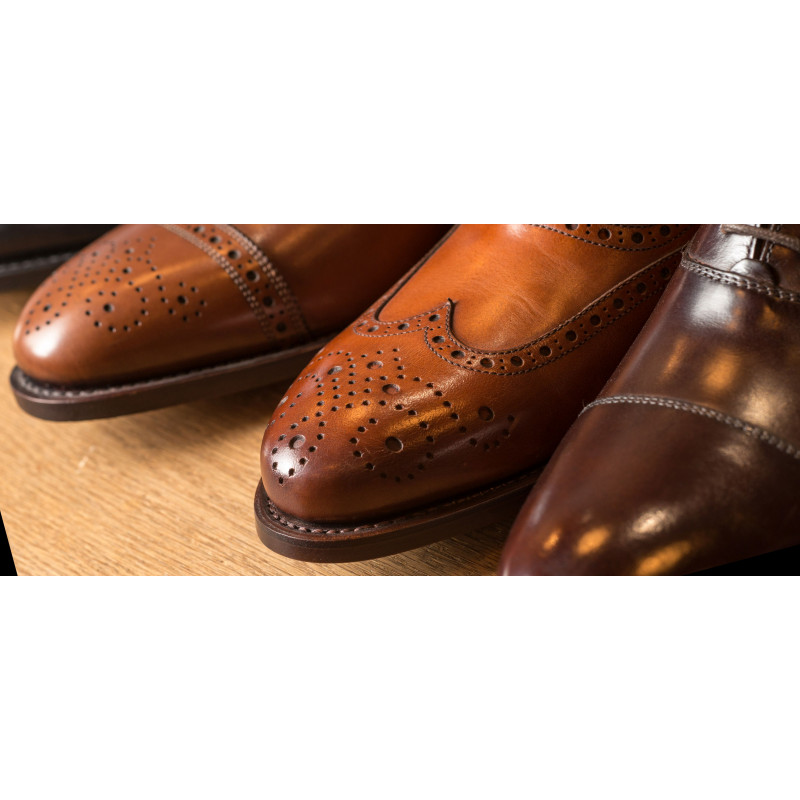 PRIME SHOES Goodyear welted